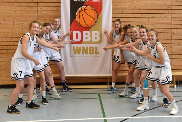 WNBL-Team Junior Tigers
